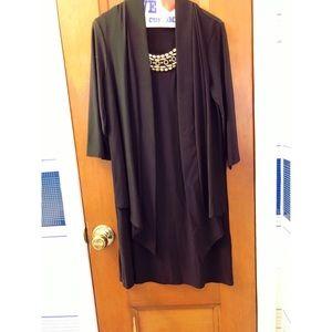 EASIEST BLACK DRESS EVER